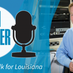 Attorney Don Cazayoux appears on Jim Engster show