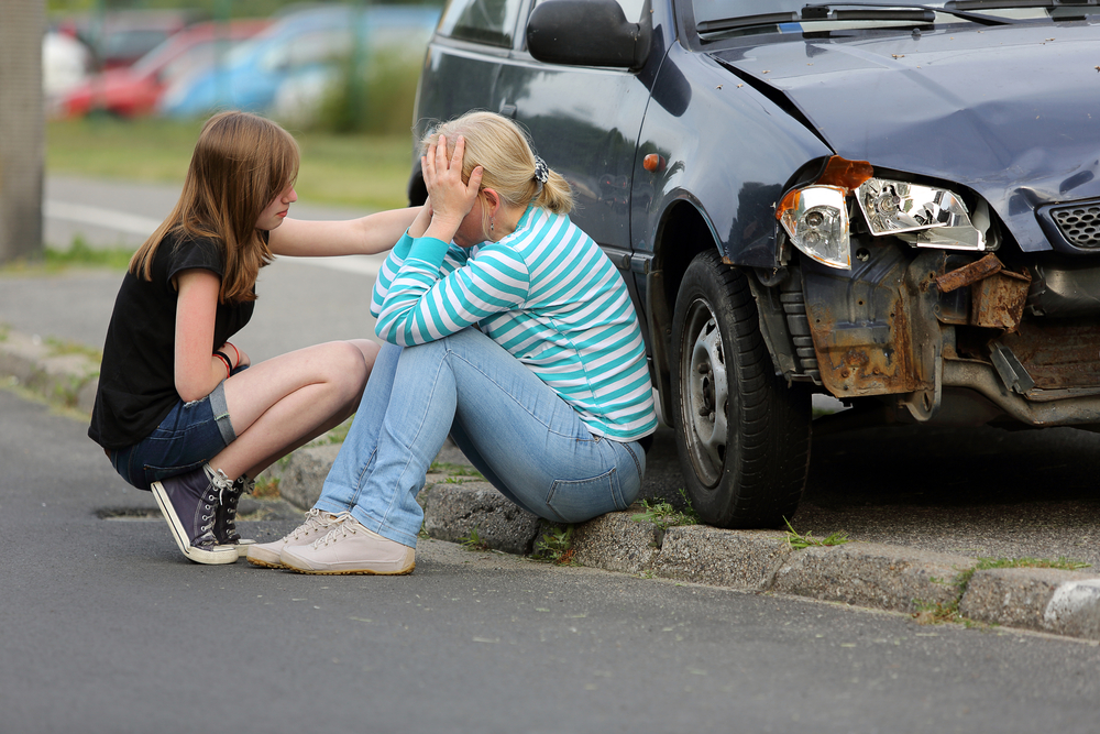 What to Do When You Are in an Accident with Your Kids
